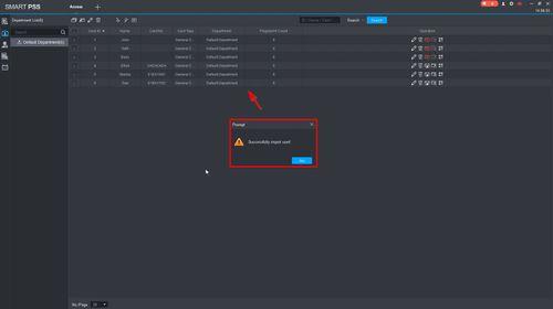 SmartPSS - Access - Import Export User - 6.jpg